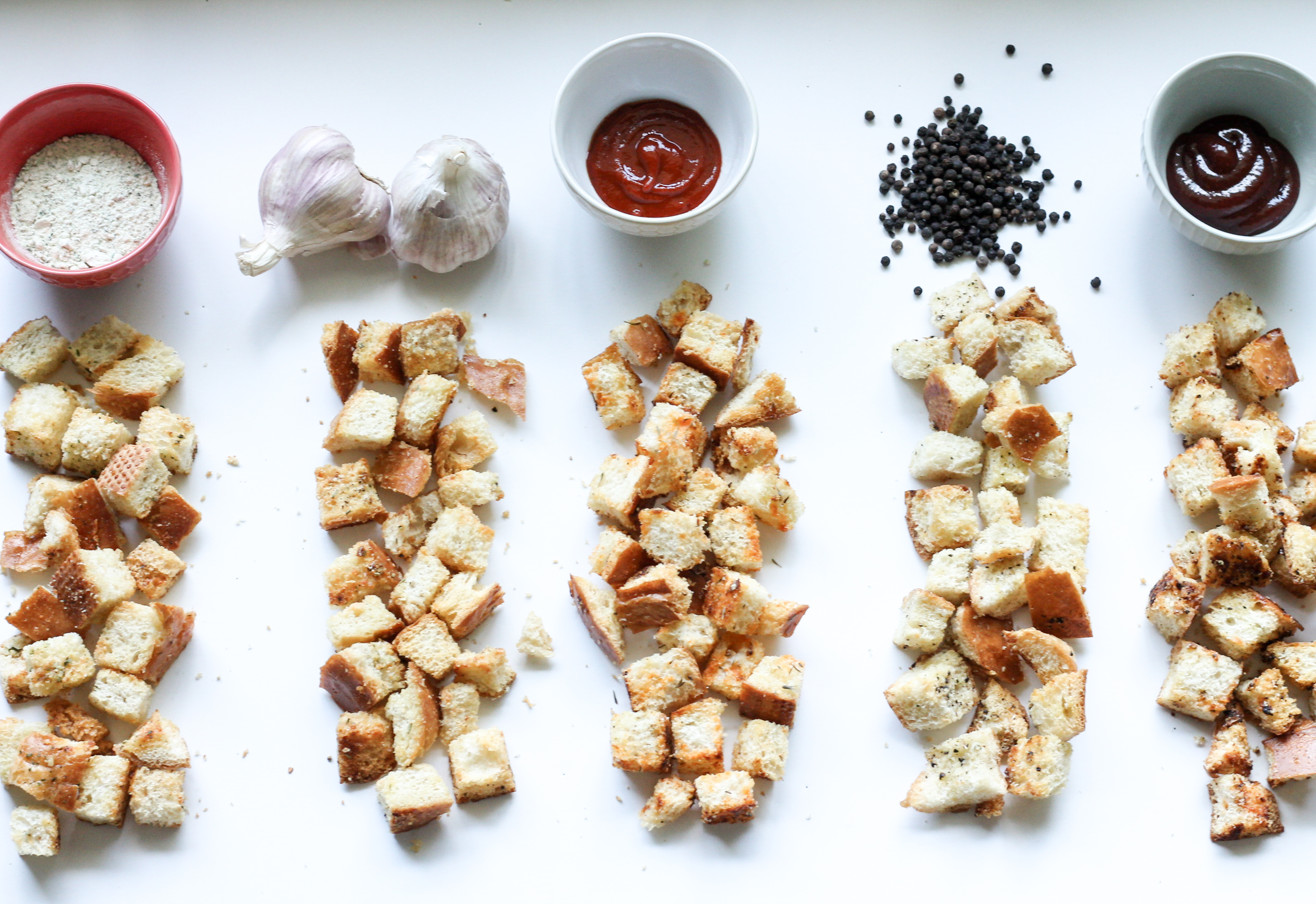Flavored Croutons 3