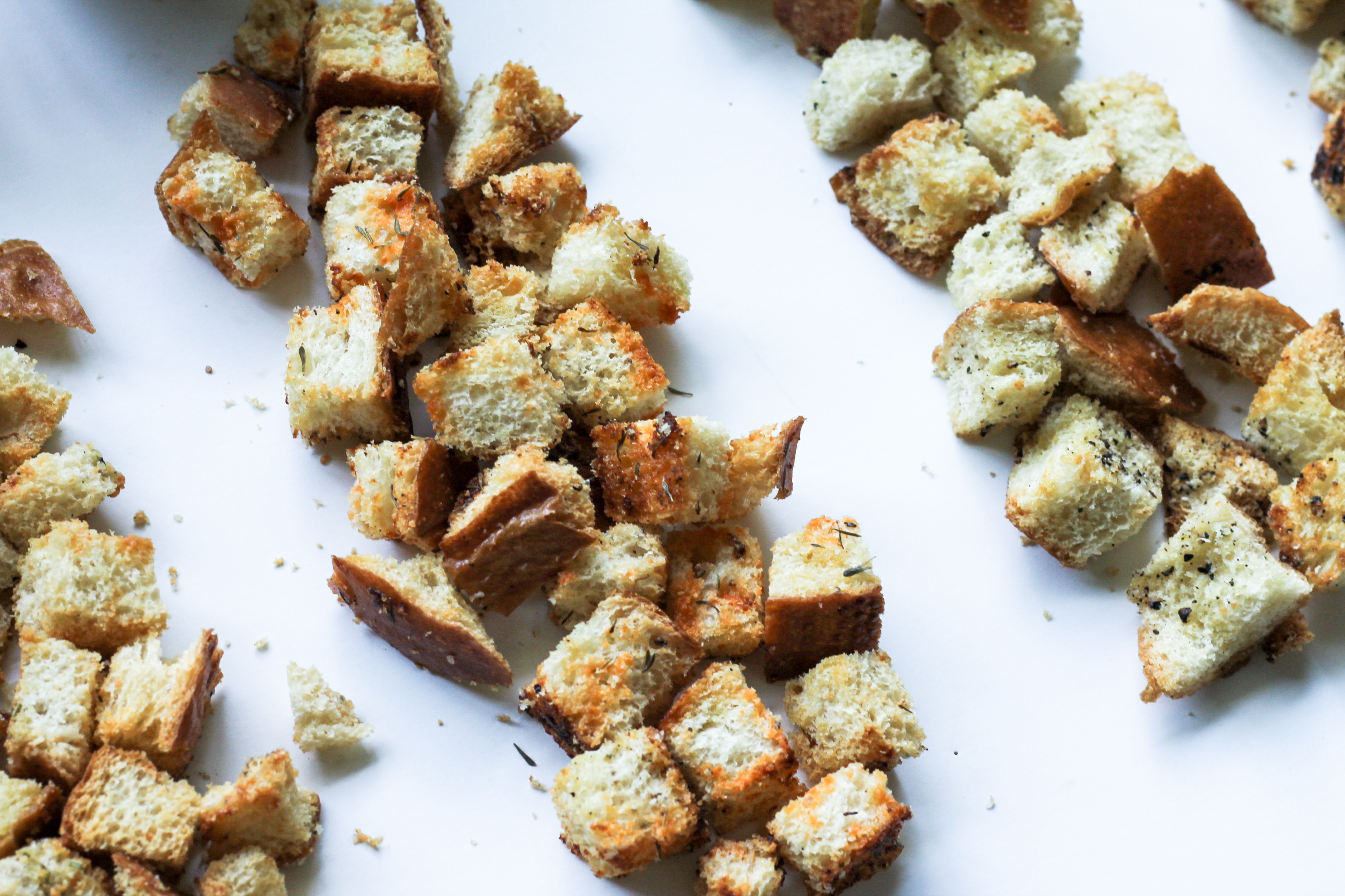 Flavored Croutons 5