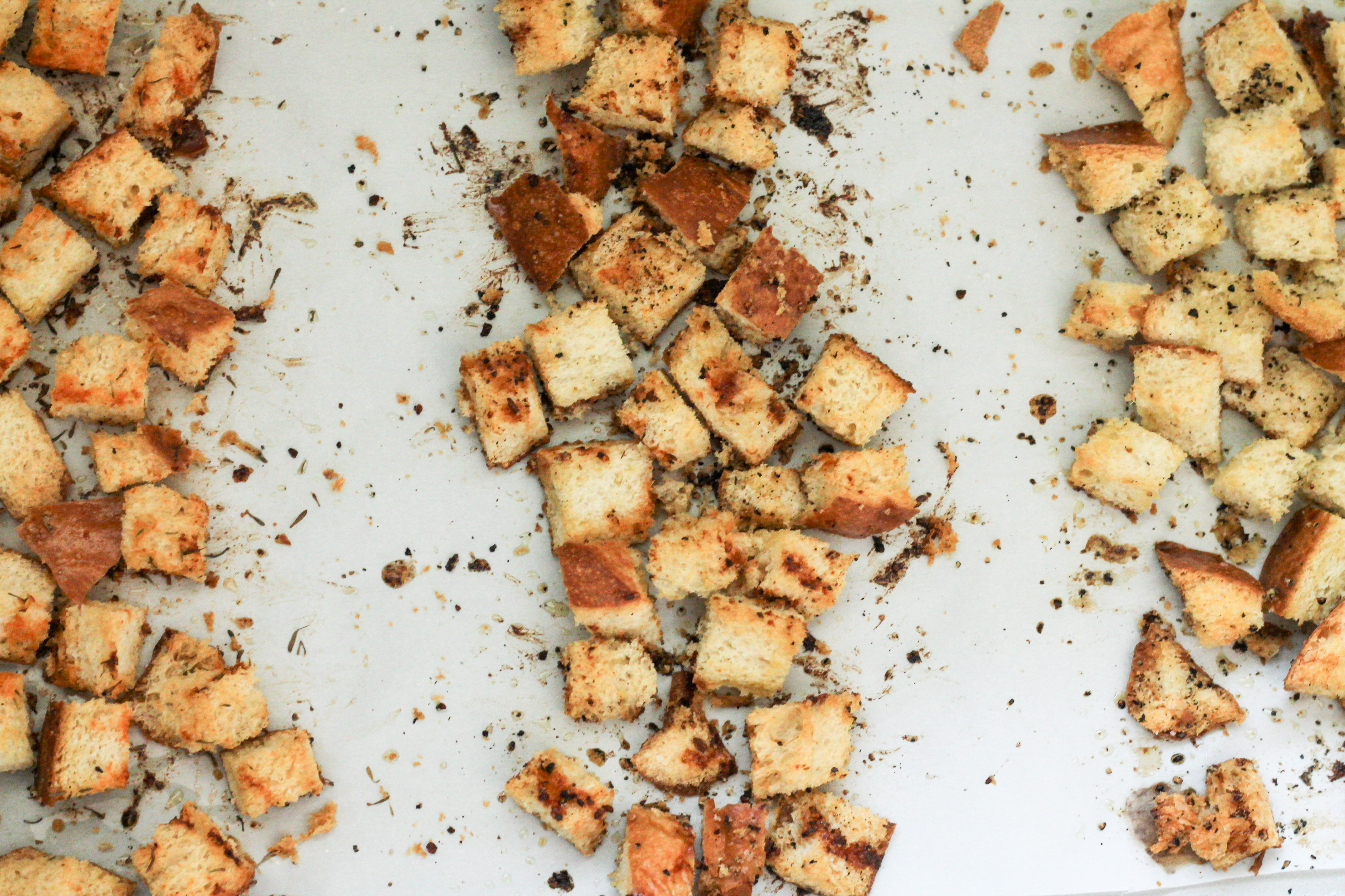 Flavored Croutons 9