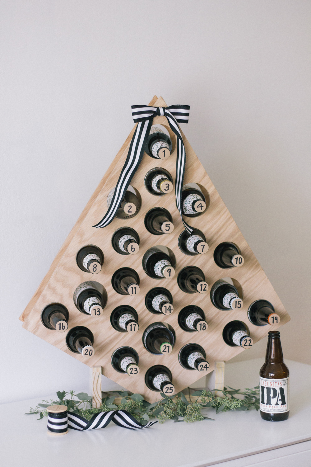Lyke2Drink: It's Time for Beer Can Christmas Trees |2946 Beer Bottle Christmas Tree